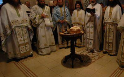 Покров Пресвете Богородице 2012. године
