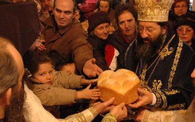 Прослава Светог Николе 2012. године