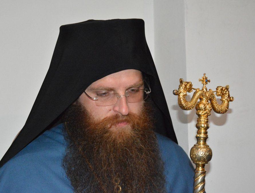 Слава параклиса и устоличење игумана Козме