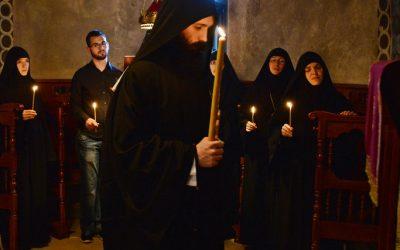 Монашење у манастиру Буково