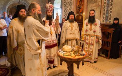 Свети пророк Захарија – имендан нашег сабрата
