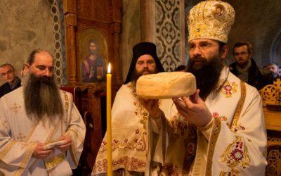 Свети Никола-храмовна слава манастира Буково