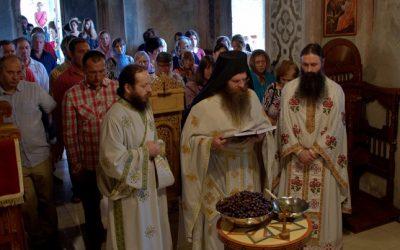 Празник Преображења Господњег у Букову