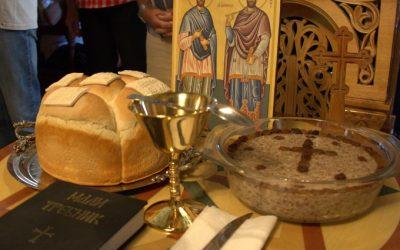 У манастиру Буково прослављени свети Врачи и имендан игумана Козме