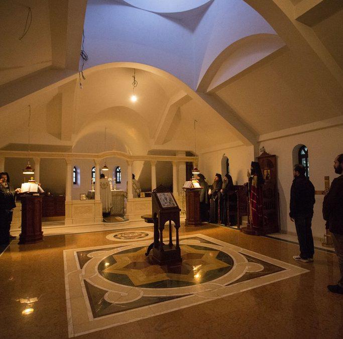 Покров Пресвете Богородице – слава параклиса