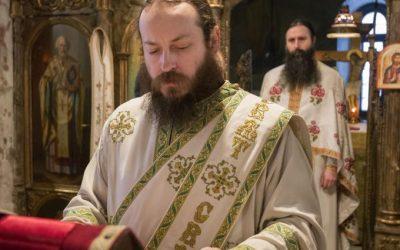 Прослава празника Светог Јована у манастиру Буково