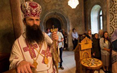 Прослава Ивањдана у манастиру Буково