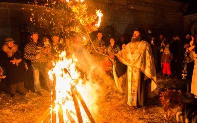 Мир Божји! Христос се роди!