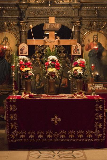 Страсна седмица у манастиру Буково