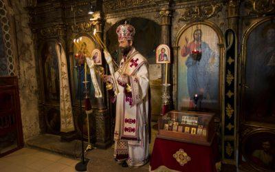 Владика Иларион богослужио у манастиру Буково