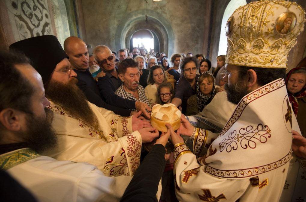 Прослава Светих Врача у манастиру Буково