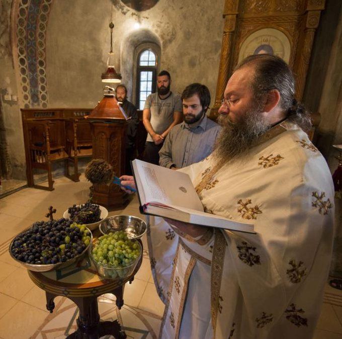Празник Преображења Господњег у манастиру Буково