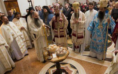 Слава параклиса у манастиру Буково