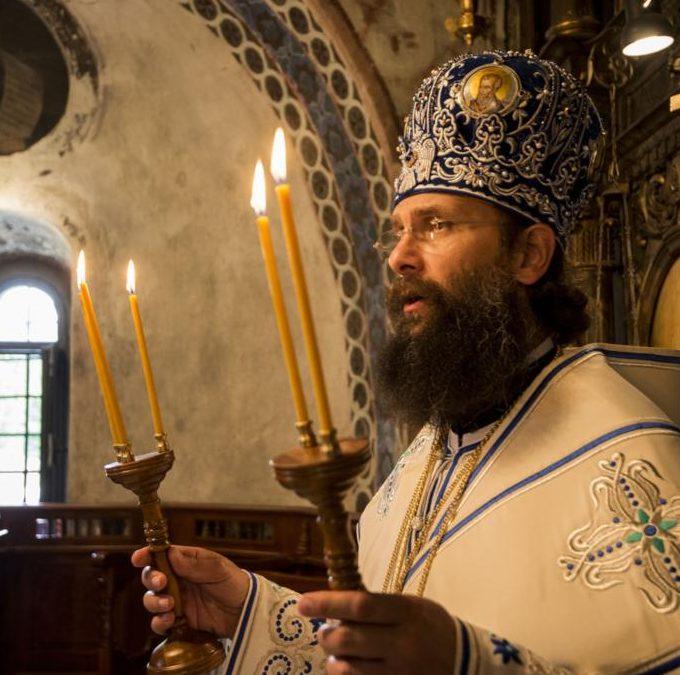 Владика богослужио у Букову