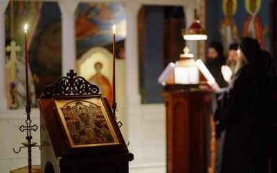 Навечерје славе буковског параклиса