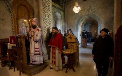 Благовести у манастиру Буково